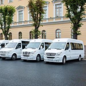 Аренда и заказ микроавтобусов с водителем в ТК