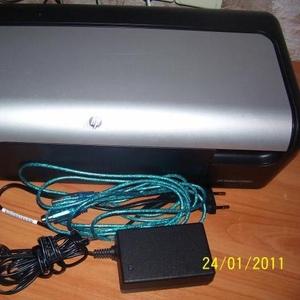 Продам принтер струйный hp deskJet D2460