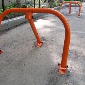 Антипарковочный барьер на парковку