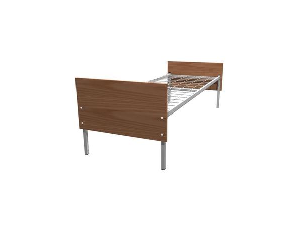 Бюджетные кровати металлические с доставкой 2